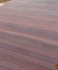massaranduba vlonderdelen - houthandel noord holland