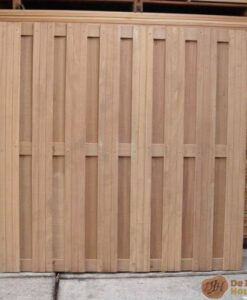 bangkirai scherm - houthandel noord holland