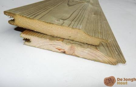 gewolmaniseerd rabat - houthandel noord holland